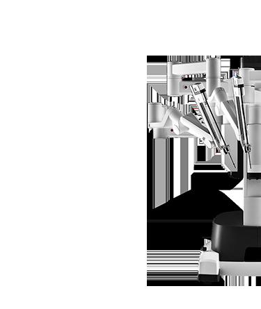System Robotyczny da Vinci - operacje robotem da vinci