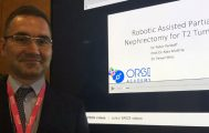Konferencja w Lizbonie - Paweł Wisz w europejskiej elicie chirurgów robotycznych