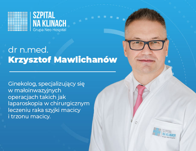 dr n.med. Krzysztof Mawlichanów