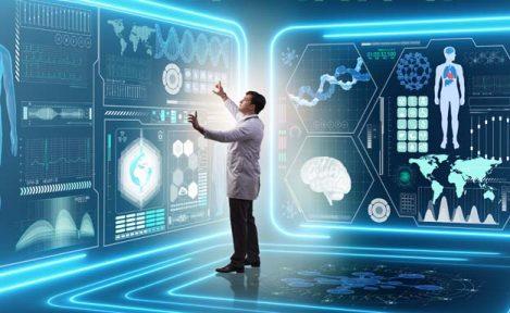 """Raport """"Potencjał Sztucznej Inteligencji w Sektorze Ochrony Zdrowia"""""""